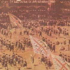 Magazin istoric, Octombrie 1987