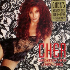 Cher Greatest Hits 19651992 (cd)