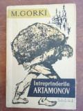 Intreprinderile Artamonov- M. Gorki