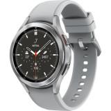 Smartwatch Galaxy Watch 4 Classic, 46 mm, LTE. Stainless steel, Argintiu, Samsung