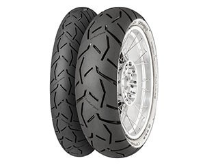 Motorcycle Tyres Continental ContiTrailAttack 3 ( 140/80-18 TT 70S Roata spate, M/C ) foto