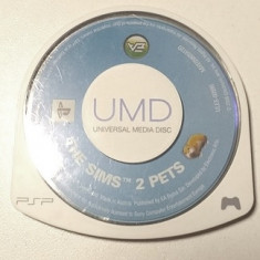 Joc PSP Sims 2 Pets - G