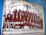 7332-Foto grup militara Compania de Cadre in rezerva Germania 1900.