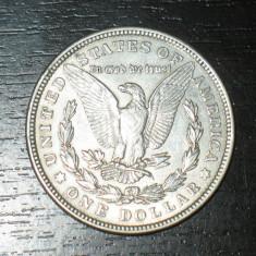 Moneda argint 1 dolar SUA 1921, stare buna