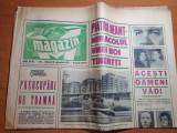 magazin 11 septembrie 1971-art. si foto orasul piatra neamt,cheile turzii