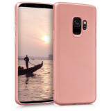 Husa Samsung Galaxy S9 Flippy Luxury Case Pink Gold