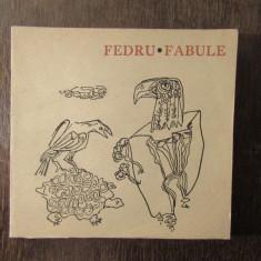 FEDRU .FABULE