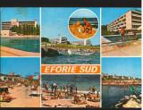 CPI B13159 CARTE POSTALA - EFORIE SUD. MOZAIC