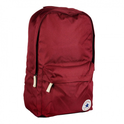 Rucsac unisex Converse Core Poly Backpack bordeaux 10002651625 foto