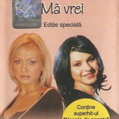 Vand caseta audio  Elegance - Ma Vrei - editie speciala, originala, holograma