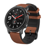 Smartwatch Amazfit T-Rex Rock, ecran 1.39 inch, Bluetooth 5.0, 410 mAh, GPS, incarcare magnetica, Aluminium Alloy
