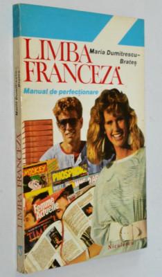 Limba Franceza- manual de perfectionare foto