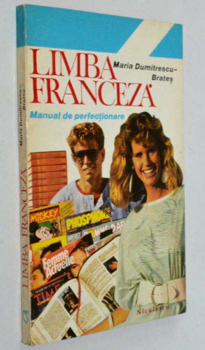 Limba Franceza- manual de perfectionare