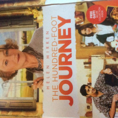 THE HUNDRED- FOOT JOURNEY  ( 2014 ) - Film DVD Original