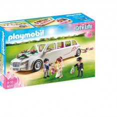 Limuzina nunta Playmobil