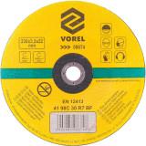 Disc taiat piatra 230 x 3.2 x 22 mm Vorel 08674