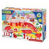 Kid Cars 3D - brigada de pompieri 53310 Wader