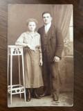 Fotografie veche de familie - perioada interbelica