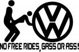 Sticker NFR VW