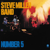 VINIL Steve Miller Band – Number 5 Audiophile 180 grame NOU (sigilat)