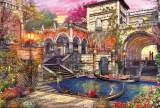 Puzzle Educa - Dominic Davison: Venice Romance 3000 piese (16320)