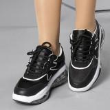 Pantofi sport dama Giulia negri, 38 - 40