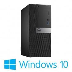 PC Refurbished Dell OptiPlex 3040 MT, i7-6700, Win 10 Home
