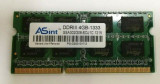 Cumpara ieftin Memorie Ram Laptop ASint 4GB DDR3 PC3-10600S 1333Mhz