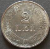 Moneda ISTORICA 2 LEI - ROMANIA, anul 1941 *cod 2584 - Zinc!