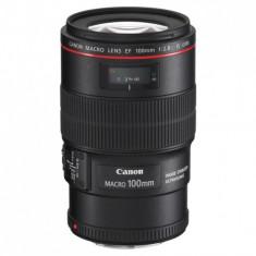 Obiectiv Canon EF 100mm f/2.8 L IS USM Macro 1:1 - Macro
