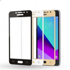 Geam protectie ecran 4D Samsung Galaxy J5 J530 (2017) Auriu