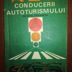 ABC-ul conducerii autoturismului - Gabriel Paparizu
