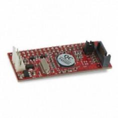4World Adaptor unidirectional de la SATA la IDE Drive 3.5