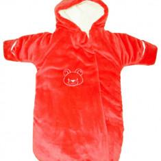Sac imblanit corai cu fermoar pentru bebelusi HB224, Universal
