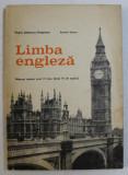 LIMBA ENGLEZA - MANUAL PENTRU ANUL II LICEU ( anul VI de studiu ) de VIRGILIU STEFANESCU - DRAGANESTI si AURELIA VOINEA , 1975