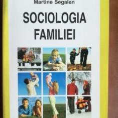 Sociologia familiei- Martine Segalen