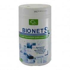 Dezinfectant suprafete BIONET S, servetele