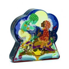 Puzzle Aladin 24 piese Djeco