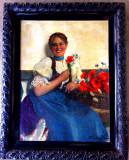 TABLOU PAP EMIL  (1884 -1949), Peisaje, Ulei, Impresionism