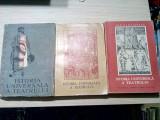 ISTORIA UNIVERSALA A TEATRULUI - 3 Vol. - Ion Zamfirescu - Editura de Stat