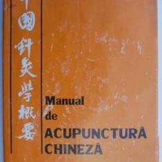 Manual de acupunctura chineza