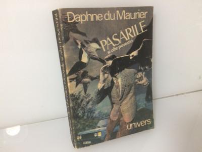 Daphne Du Maurier -  Pasarile foto