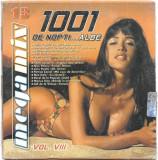 CD Megamix 13 1001 De Nopți...Albe Vol. VIII, original: Jean, Nicu Paleru, Guta