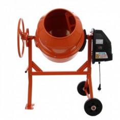 Betoniera HCM400, 150 L, 550W, coroana fonta