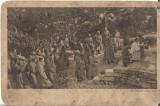 Carte postala austro-ungara militara primul razboi mondial stampila