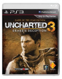 Uncharted 3 - Game of the Year Edition PS3