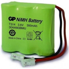 Acumulator pentru telefon fara fir NiMH GP 3.6V 300mAh 1 buc/blister