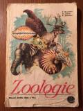 Zoologie, manualpentru clasa a VI-a, 1983