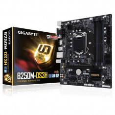 Placa de baza gigabyte socket lga1151 b250m-ds3h b250 integrated in cpu + pci-e 3.0 x16