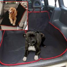 Husa portbagaj pentru transport animale de companie , SUV 4x4, Hatchnack , 140x150 cm Kft Auto